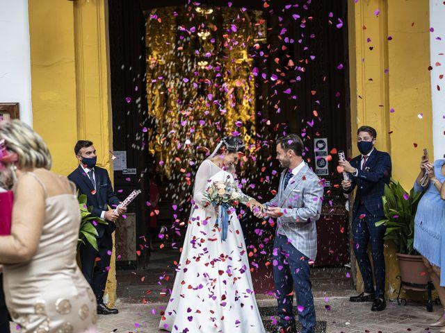 La boda de Miguel Ángel y Marina en Archidona, Málaga 69
