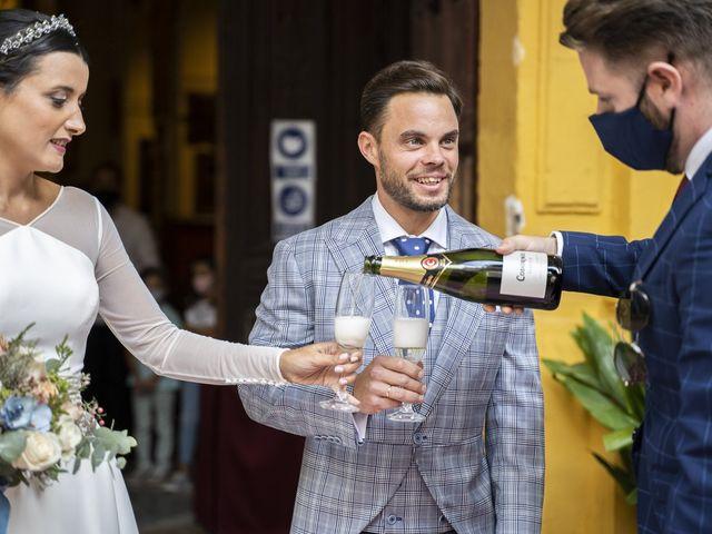 La boda de Miguel Ángel y Marina en Archidona, Málaga 71