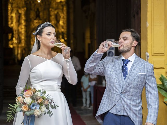 La boda de Miguel Ángel y Marina en Archidona, Málaga 73