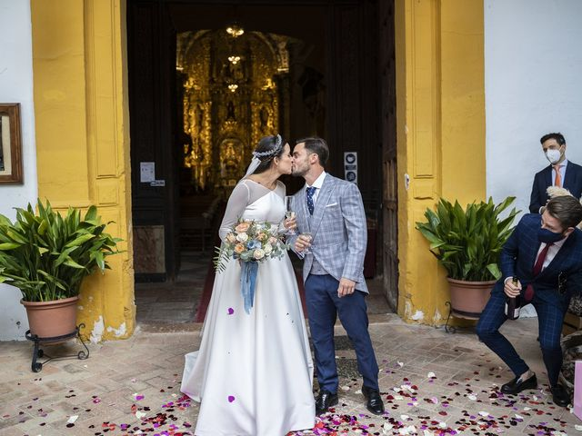 La boda de Miguel Ángel y Marina en Archidona, Málaga 74
