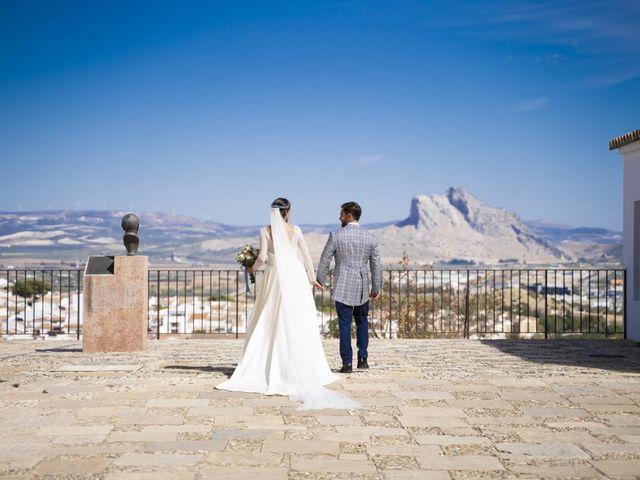 La boda de Miguel Ángel y Marina en Archidona, Málaga 76