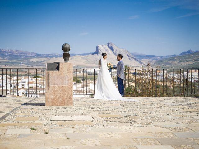 La boda de Miguel Ángel y Marina en Archidona, Málaga 77