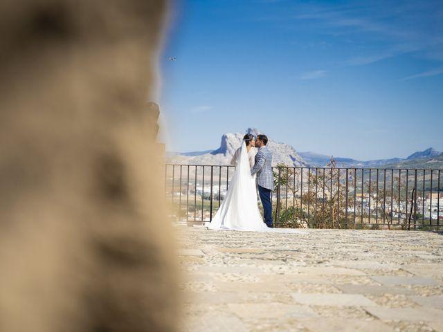 La boda de Miguel Ángel y Marina en Archidona, Málaga 78