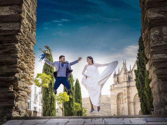 La boda de Marina y Miguel Ángel