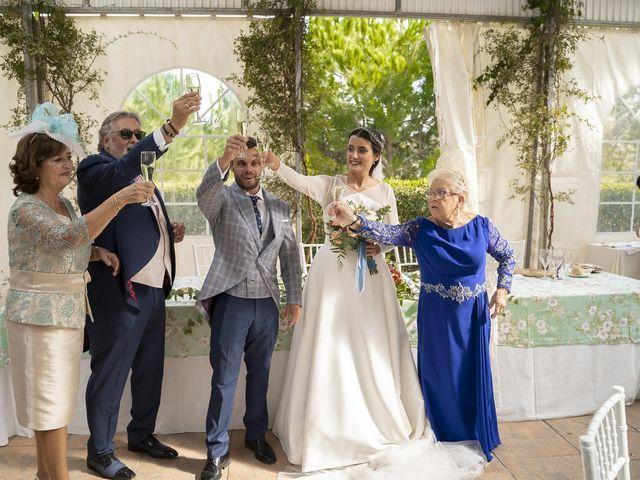 La boda de Miguel Ángel y Marina en Archidona, Málaga 87