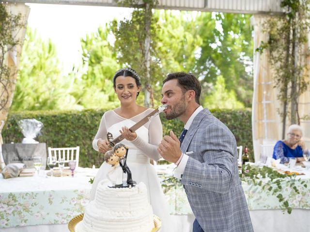 La boda de Miguel Ángel y Marina en Archidona, Málaga 91