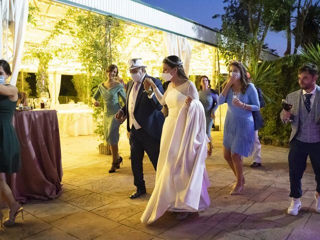 La boda de Miguel Ángel y Marina en Archidona, Málaga 119