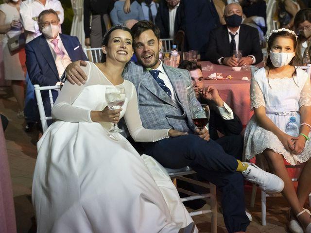 La boda de Miguel Ángel y Marina en Archidona, Málaga 120