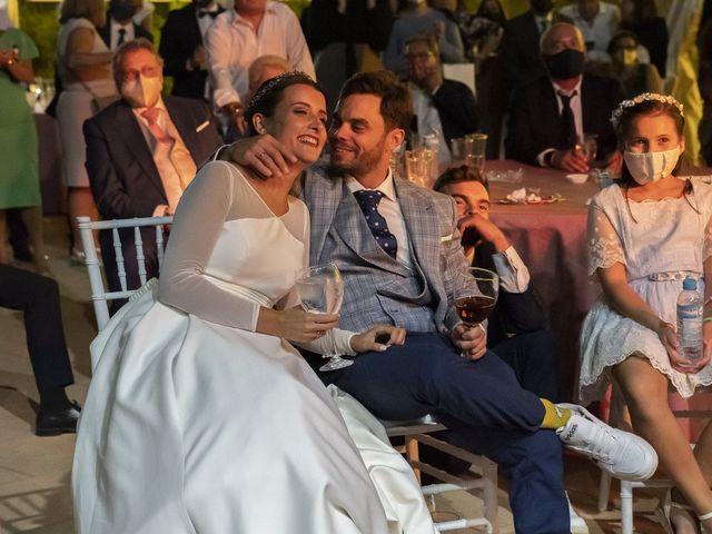 La boda de Miguel Ángel y Marina en Archidona, Málaga 121