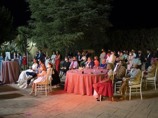 La boda de Miguel Ángel y Marina en Archidona, Málaga 122