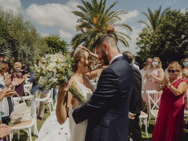 La boda de Ramón y Ana en Málaga, Málaga 42