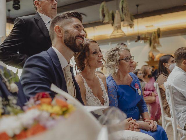 La boda de Ramón y Ana en Málaga, Málaga 78
