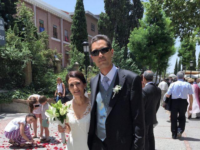 La boda de Blanca y Julio