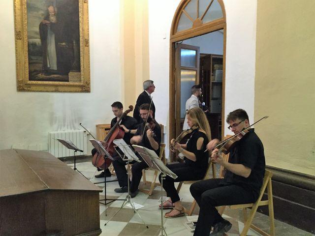 La boda de Julio y Blanca en Granada, Granada 3