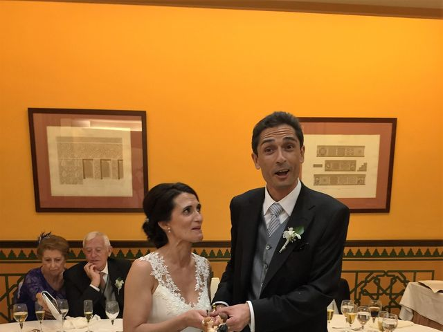 La boda de Julio y Blanca en Granada, Granada 4