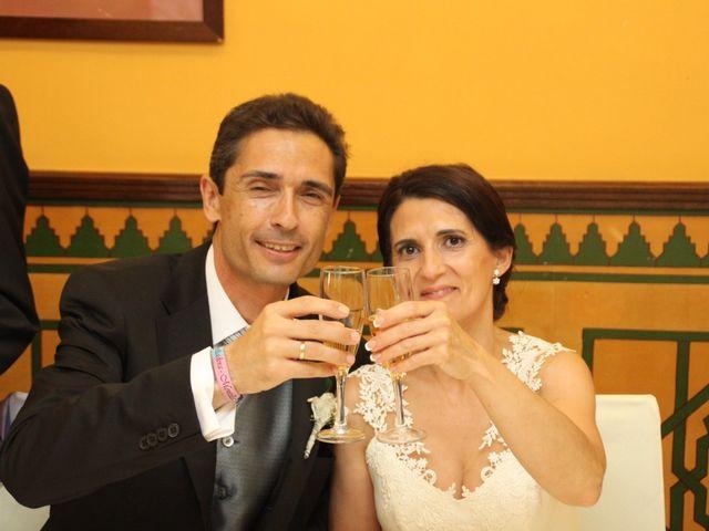 La boda de Julio y Blanca en Granada, Granada 5