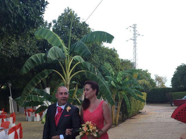La boda de Andrés y Mónica en La Algaba, Sevilla 4