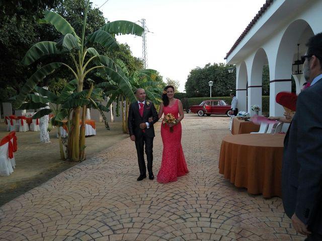 La boda de Andrés y Mónica en La Algaba, Sevilla 5