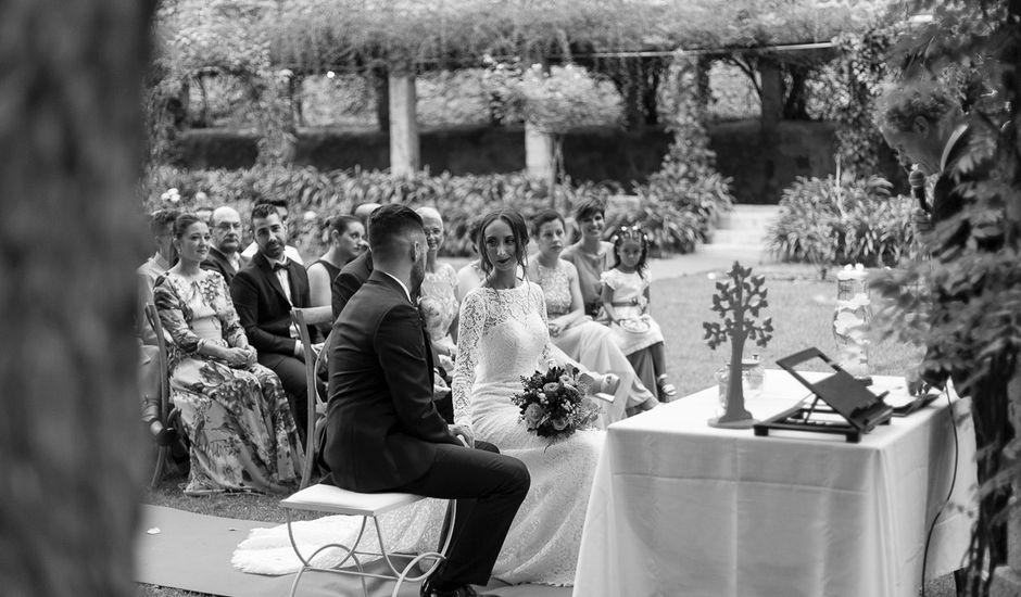 La boda de José  y Conchi  en La Granja, Islas Baleares
