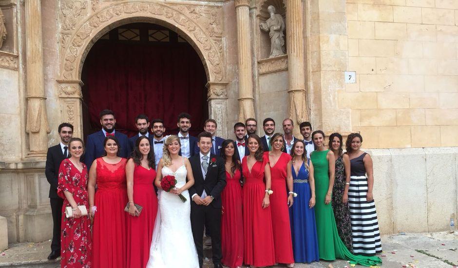 La boda de Cristian  y Mar en Felanitx, Islas Baleares
