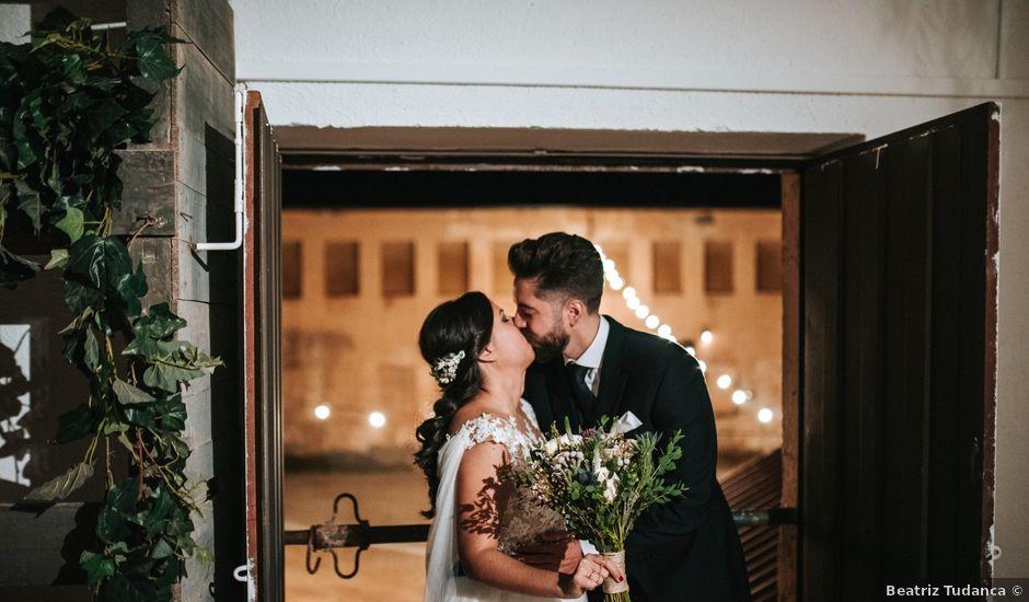 La boda de Sergio y Mariana en Otero De Herreros, Segovia