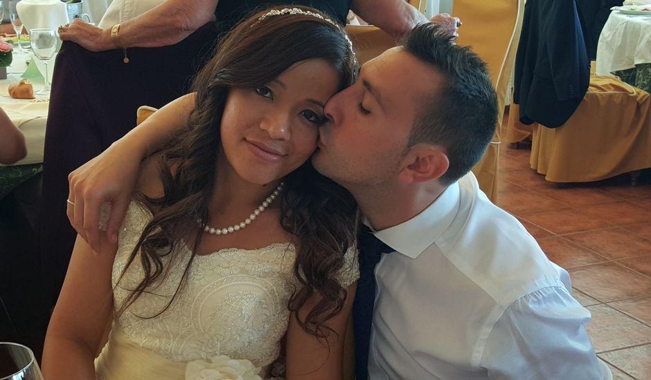 La boda de Iván y Aarati en Madrid, Madrid
