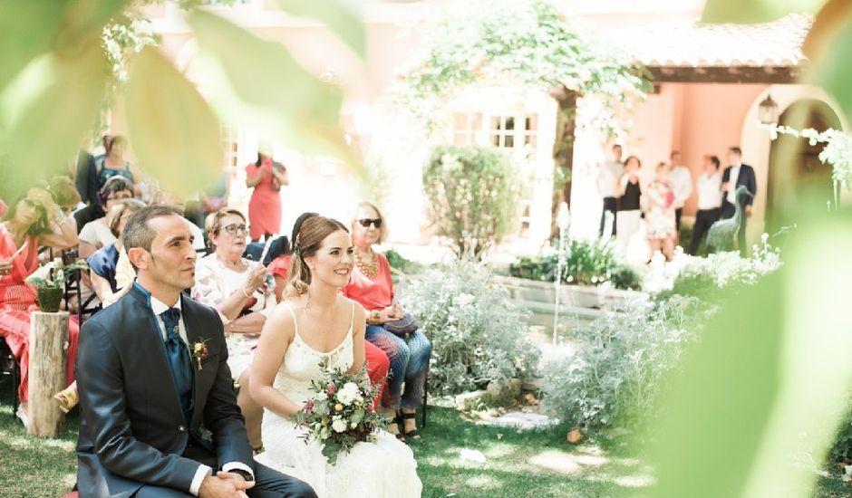 La boda de Txomin y Iosune en Marcilla, Navarra