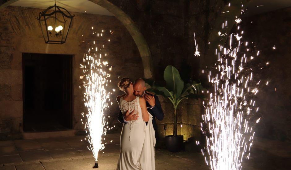 La boda de Cristina  y Jorge en A Coruña, A Coruña