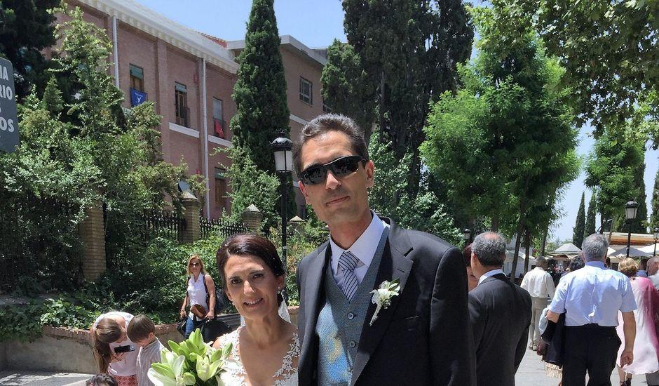 La boda de Julio y Blanca en Granada, Granada