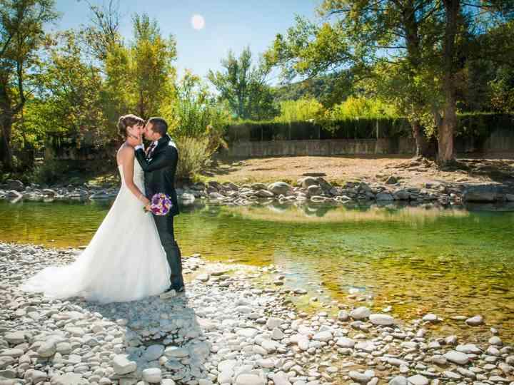 La boda de Elena y Víctor