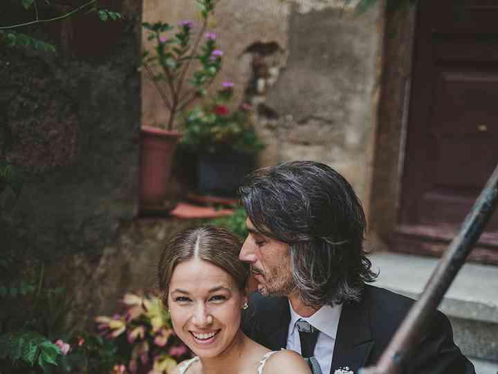 La boda de Sonja y Enrique