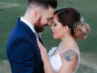 La boda de Talia y Pocho