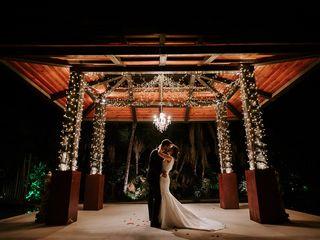 La boda de Mónica y Pedro