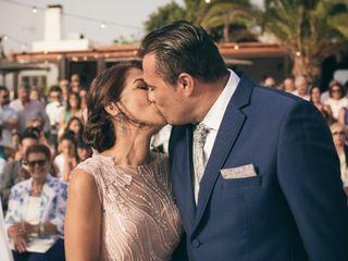 La boda de Carmen y Yeray