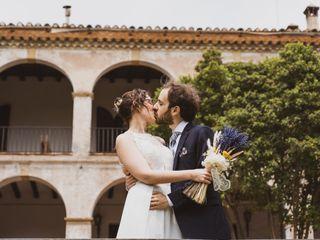 La boda de Jordi y Judith