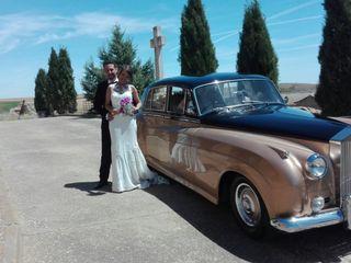 La boda de Carolina Sánchez y Ramiro González 3