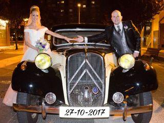 La boda de Andrya y Raul