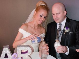 La boda de Andrya y Raul 2