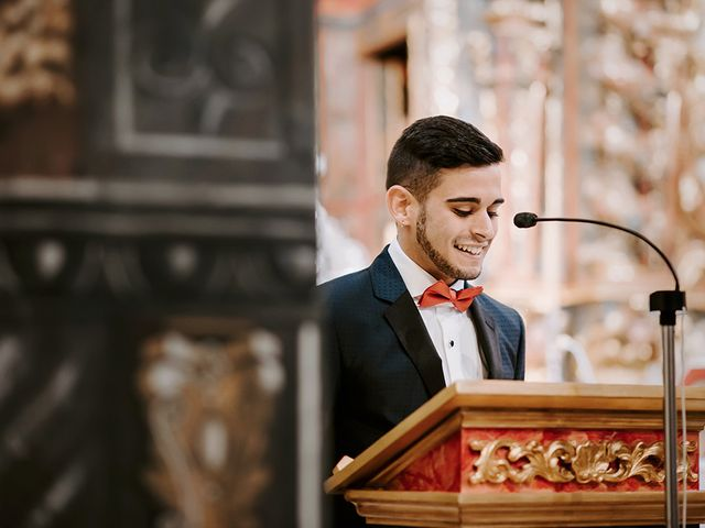 La boda de Pedro y Mónica en Murcia, Murcia 35