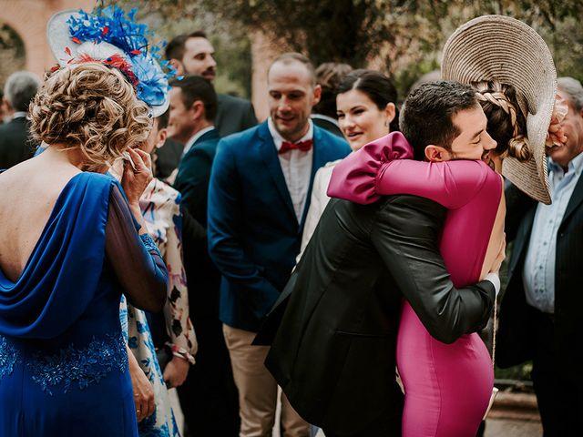 La boda de Pedro y Mónica en Murcia, Murcia 44