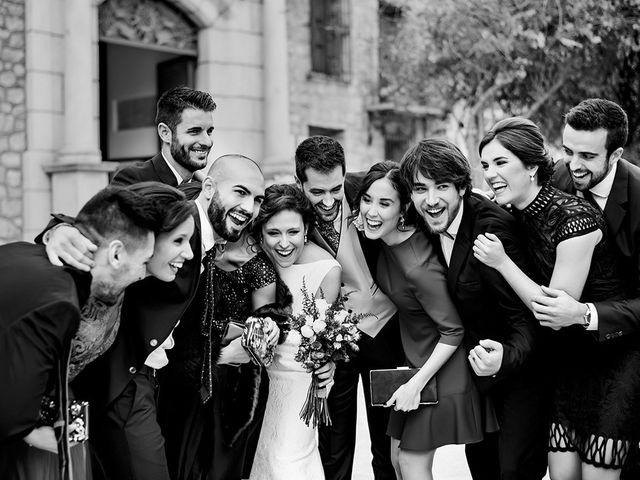 La boda de Pedro y Mónica en Murcia, Murcia 46