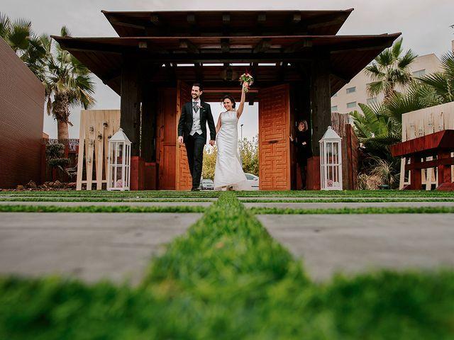 La boda de Pedro y Mónica en Murcia, Murcia 50