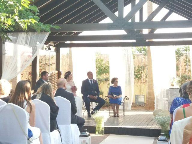 La boda de Carlos y Loli en Rioja, Almería 6