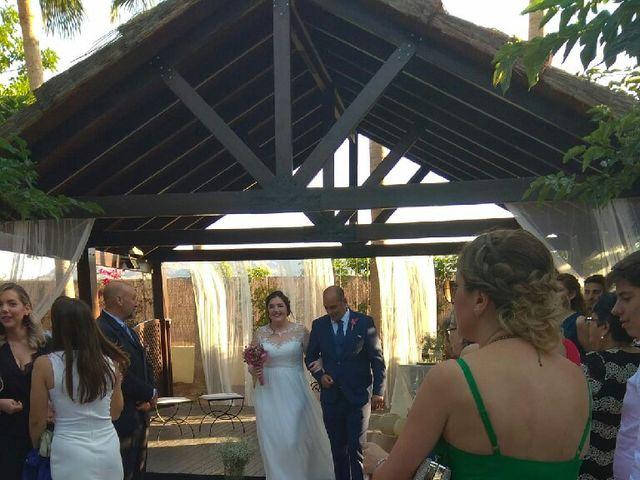 La boda de Carlos y Loli en Rioja, Almería 2
