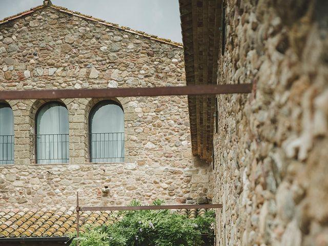 La boda de Enrique y Sonja en La Bisbal d'Empordà, Girona 5