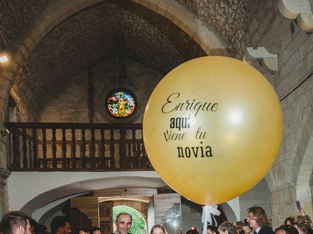 La boda de Enrique y Sonja en La Bisbal d'Empordà, Girona 28