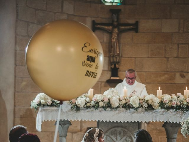 La boda de Enrique y Sonja en La Bisbal d'Empordà, Girona 31