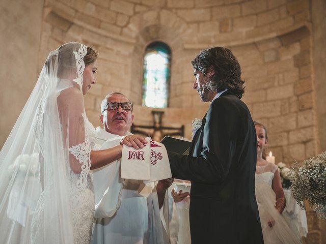 La boda de Enrique y Sonja en La Bisbal d'Empordà, Girona 36