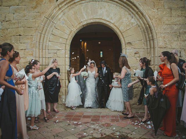 La boda de Enrique y Sonja en La Bisbal d'Empordà, Girona 39