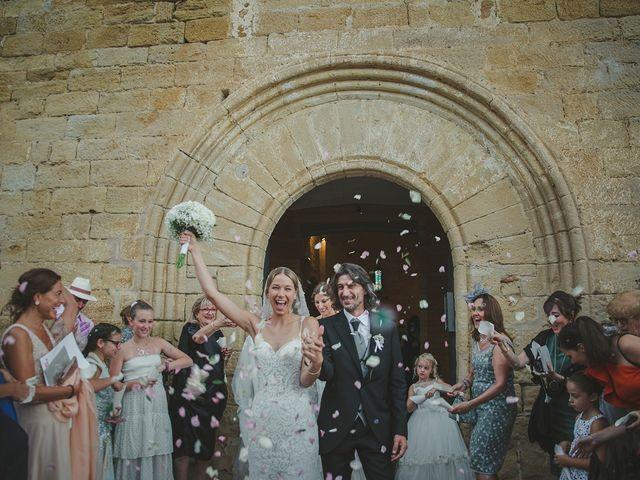 La boda de Enrique y Sonja en La Bisbal d'Empordà, Girona 40